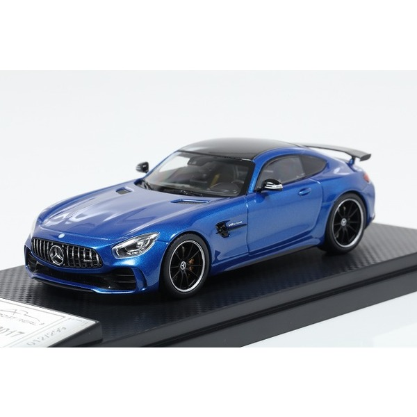 【ALMOSTREAL】 1/43 メルセデス AMG GT R (メタルブルー)