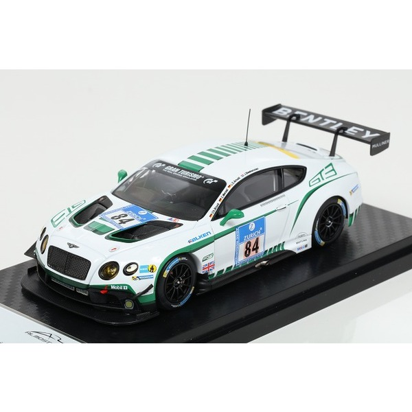 【ALMOST REAL】 1/43 Bentley GT3 ADAC 24h (Nurburgring /No.84) 限定504pcs