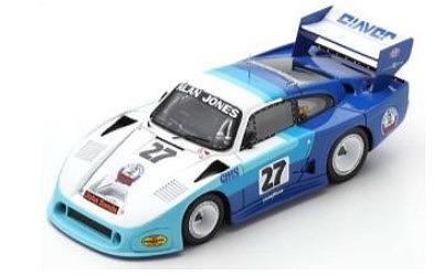 <予約> Spark 1/43  Porsche 935 K4 No.27 Australian GT Championship Adelaide 1983 Alan Jones
