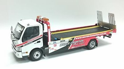 【TINY】 1/43 日野 300 World Champion 積載トラック