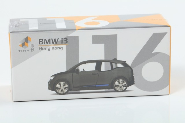 TINY BMW i3 (Mineral Grey B39)