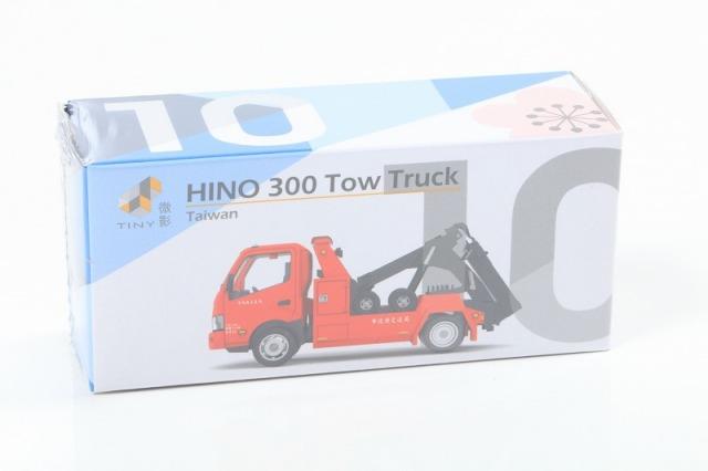 TINY 日野 300 台湾レッカー車