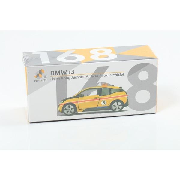 【TINY】 BMW i3 香港機場管理局