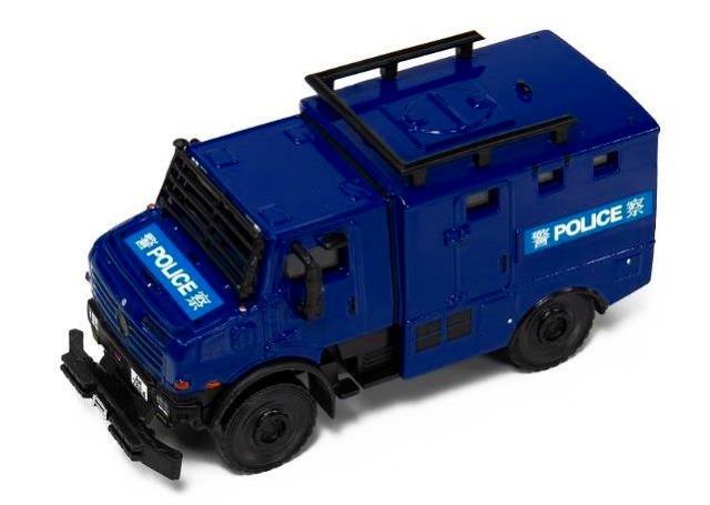 TINY 香港警察 機動部隊 装甲機動車