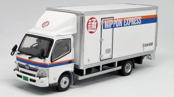 TINY Hino300 (日野デュトロ) 日本通運トラック