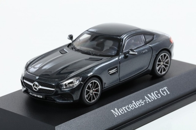 NOREV 1/43 Mercedes AMG GT S  Dsigno diamond white bright メルセデスベンツ特注