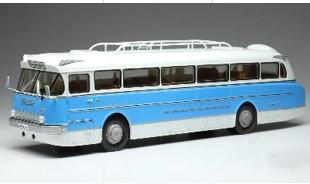 <予約> [ixo] 1/43 IKARUS 66 1972 ホワイト/レッド
