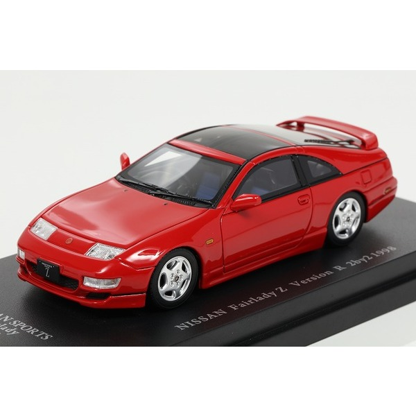 【CAM@】 1/43 日産 フェアレディZ Version R 2by2 1998 レッド