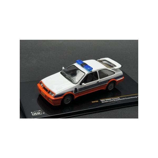 1/43 フォード シエラ コスワース フランス国家憲兵隊 1988
