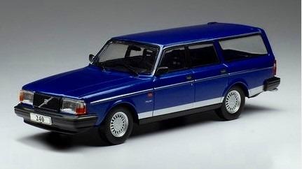 ixo 1/43 ボルボ 240 Polar 1988