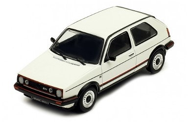 ixo 1/43 VW GOLF GTI MKII 1984