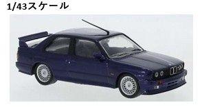 <予約 2021/8月発売予定> ixo 1/43 BMW M3 スポーツ エボリューション 1990 ダークブルー