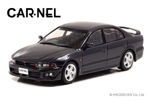 CARNEL 1/43 三菱 ギャラン VR-4 type-V (EC5A) 1998 Trigger Mauve 限定300台