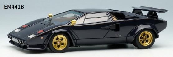<予約 2021/3月発売予定> EIDOLON 1/43 ランボルギーニカウンタックLP400S プロトタイプ ウォルターウルフ3号車 1978