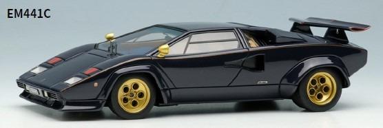<予約 2021/3月発売予定> EIDOLON 1/43 ランボルギーニカウンタックLP400S プロトタイプ ウォルターウルフ3号車 1980