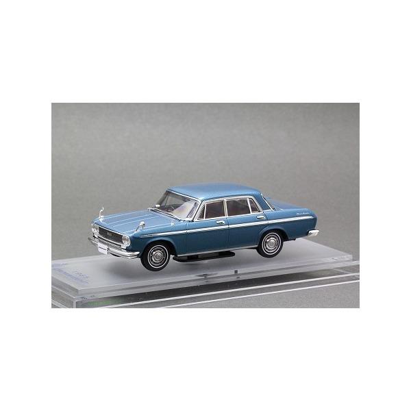 1/43 トヨタ クラウン エイト 1965 VG10-A (ビクトリアブルーメタリック)
