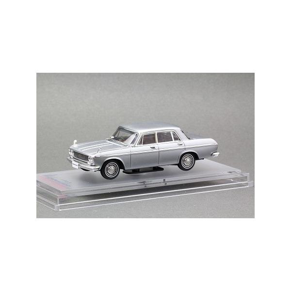 1/43 トヨタ クラウン エイト 1965 VG10-A (サテンシルバー) KIDBOX 30th 記念モデル