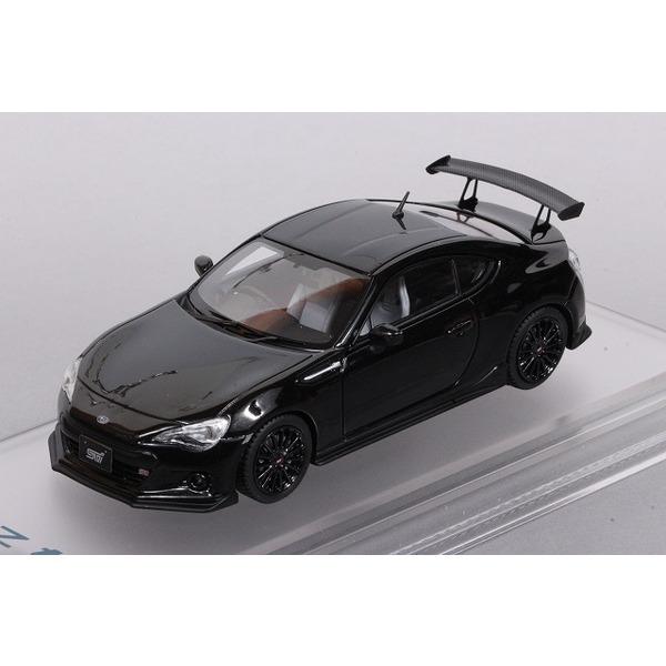 【ENIF】 1/43 スバル BRZ tS GT パッケージ (クリスタルブラックシリカ)
