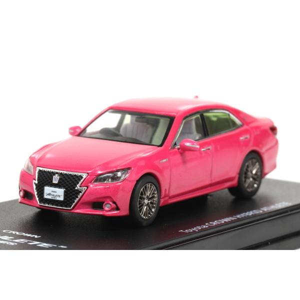 【ENIF】 1/64 トヨタ クラウン アスリート G 2014 ピンク