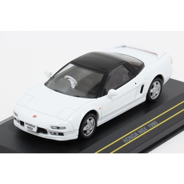 【FIRST43】 1/43 ホンダ NSX 1990 ホワイト