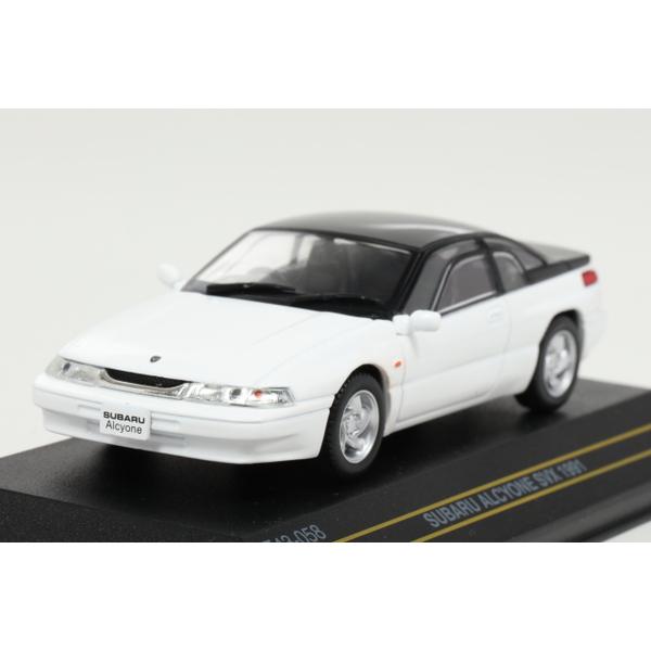 【First43】 1/43 スバル アルシオーネ SVX 1991  ホワイト