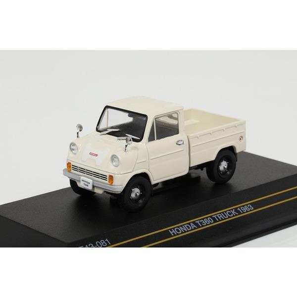 【FIRST43】 1/43 ホンダ T360 トラック 1963 ベージュ