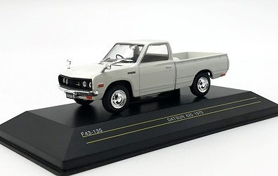 First43 1/43 DATSUN 620 1975 White