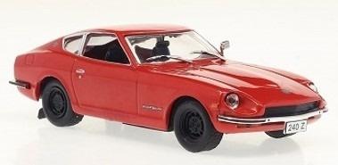 First43 1/43 ダットサン フェアレディ 240Z 1971 レッド