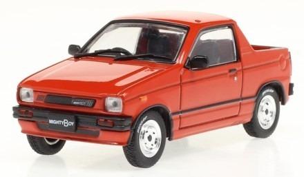 First43 1/43 Suzuki Mighty Boy 1985 Red
