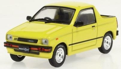 First43 1/43 Suzuki Mighty Boy 1985 Yellow