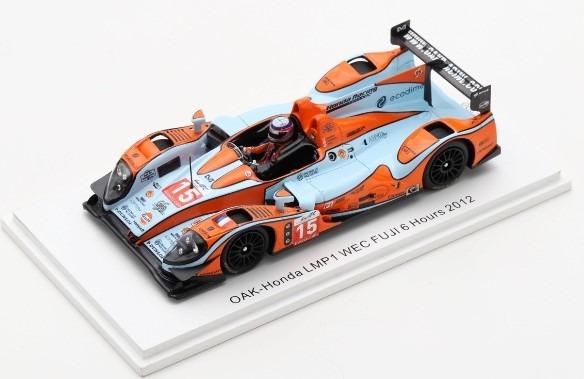 Spark 1/43 OAKホンダ LMP1 2012 WEC富士 6h 佐藤琢磨  ※Racing on 特注