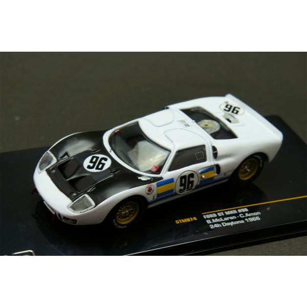 1/43 フォード GT MKII No,96 デイトナ 24h 1966
