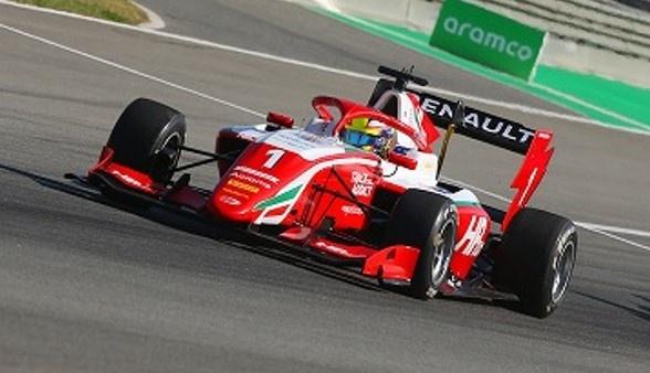 <予約 2021/8月発売予定> ixo 1/43 ダラーラ  F3 2020年バルセロナGP 優勝  #1 O. Piastri
