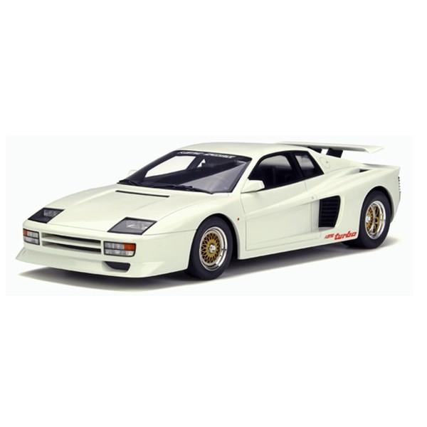 【GTスピリット】 1/18 Koenig Testarossa Twin Turbo (White) ※アジア限定モデル
