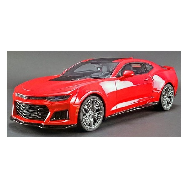 【GT SPIRIT】 1/18 シボレー カマロ ZL1(レッド)US Exclusive