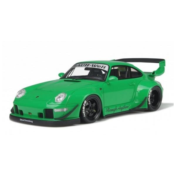 【GTスピリット】 1/18  RWB 993 (グリーン) *限定3000台