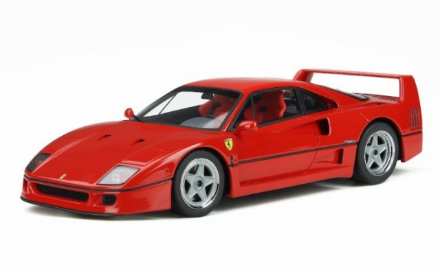 GT SPIRIT 1/18 フェラーリ F40 (レッド)