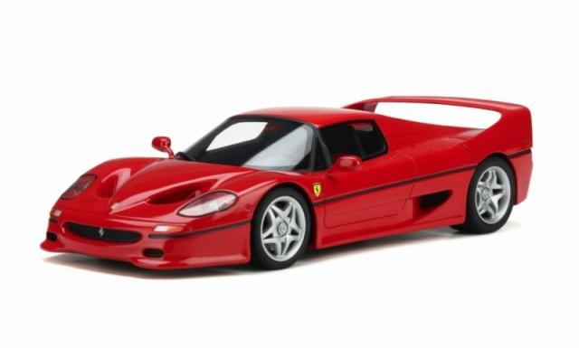 GT SPIRIT 1/18 フェラーリ F50 1995 (レッド)