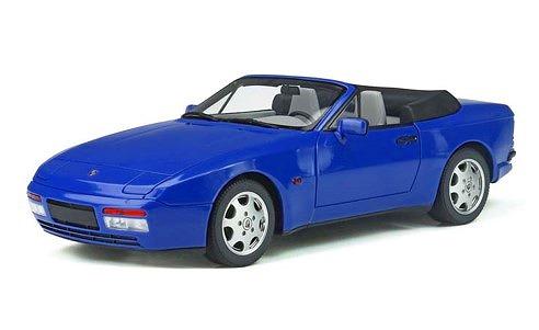 <予約> [GT SPIRIT] 1/18 ポルシェ 944 ターボ S2 (ブルー)