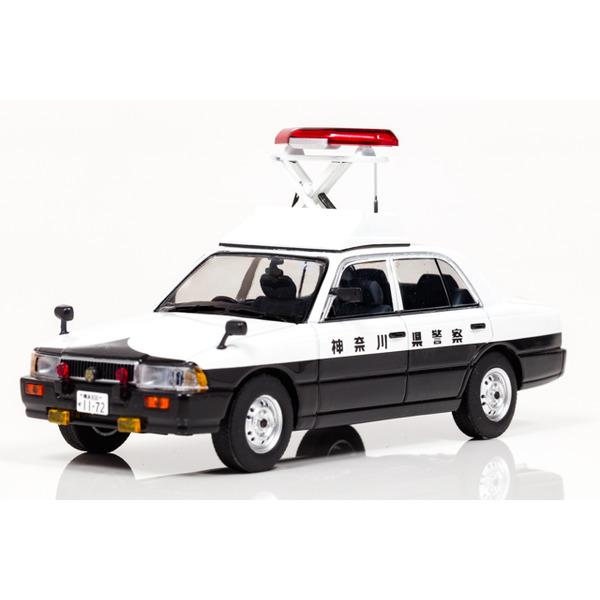 【RAI'S】 1/43 日産 クルー 1995 神奈川県警察所轄署警ら車両 (昇降機UP仕様) ※限定1000台