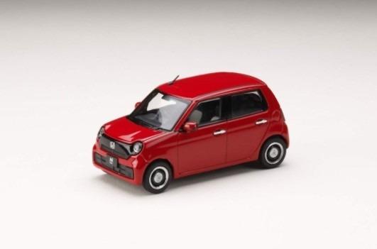 HJ43 1/43 Honda N- ONE  Red