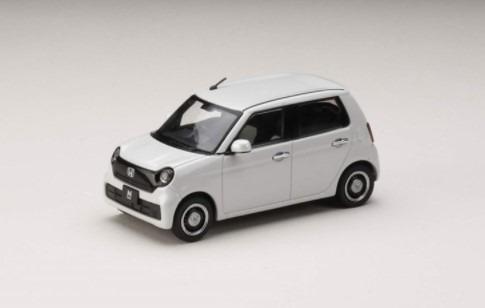 HJ43 1/43 Honda N- ONE  White