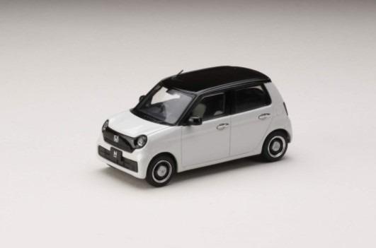 HJ43 1/43 Honda N- ONE  White /Black