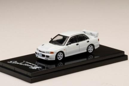 HobbyJAPAN 1/64 Mitsubishi Lancer RS Evolution III (CE9A) Scotia White