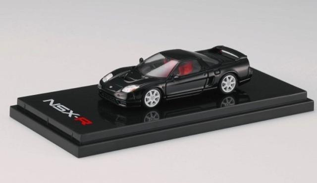 HobbyJapan 1/64 Honda NSX-R (NA2) Berlina Black