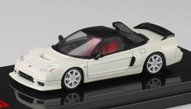 HobbyJapan 1/64 Honda NSX-R GT (NA2) Championship white