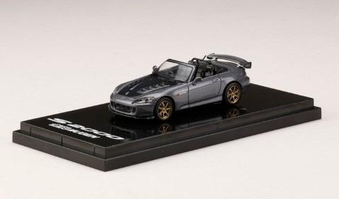 <予約 2021/1月発売予定> HobbyJapan 1/64 Mugen S2000 ムーンロックメタリック