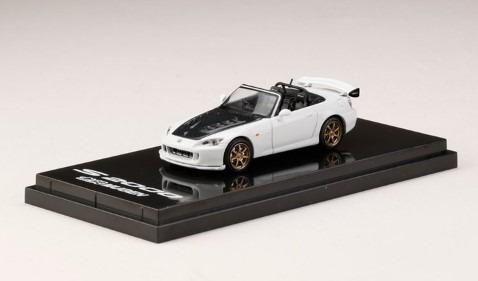 <予約 2021/1月発売予定> HobbyJapan 1/64 Mugen S2000 グランプリホワイト