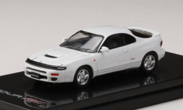 HobbyJapan 1/64 トヨタ セリカ GT-FOUR RC ST185 スーパーホワイトII