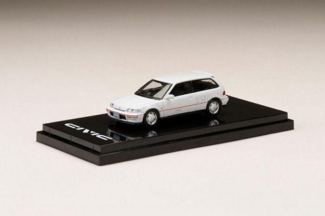 HobbyJapan 1/64 Honda CIVIC (EF9) SiR II White